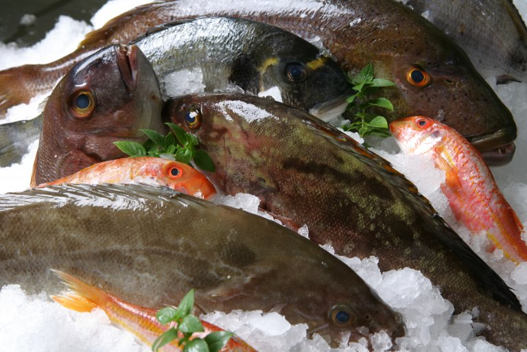 Fresh fish: Selection criteria