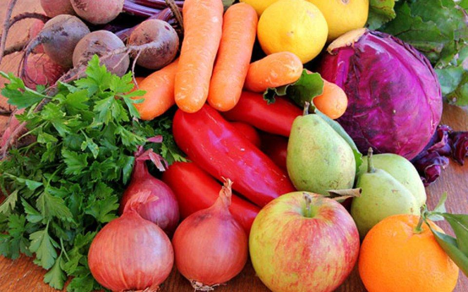 Λέγεται ότι τα φρέσκα λαχανικά είναι καλύτερα από τα κατεψυγμένα. Ισχύει;