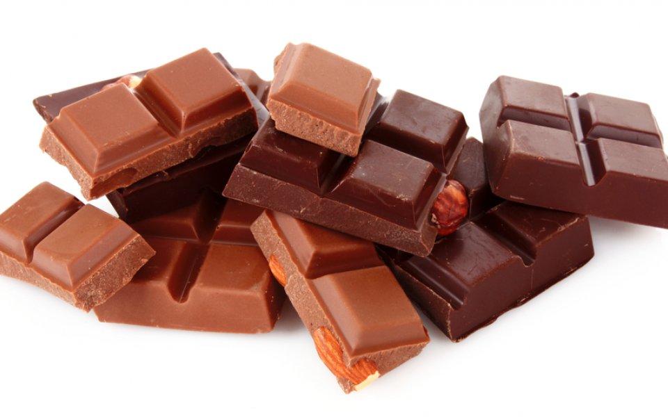 Τα είδη της σοκολάτας