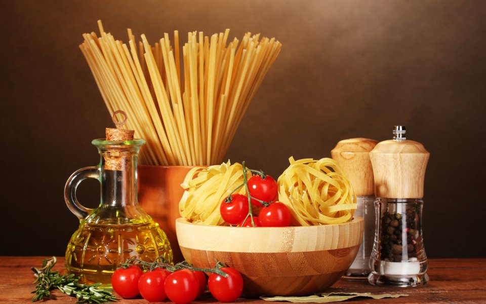The 2 basic categories of pasta