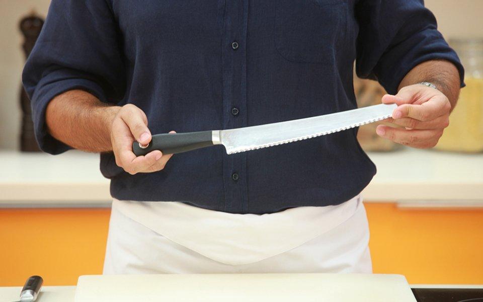 Τα βασικά είδη μαχαιριών