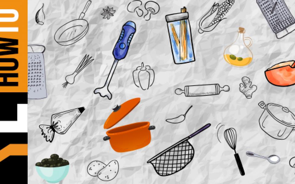Πώς να οργανώσουμε και να προετοιμάσουμε το μαγείρεμα
