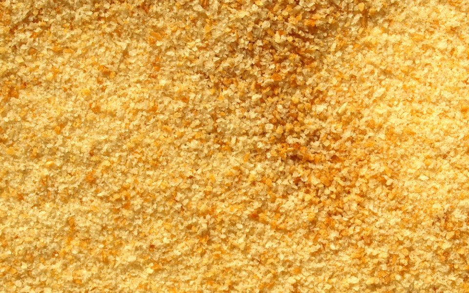 Bread crumbs: Is it the right ingredient for breading ?