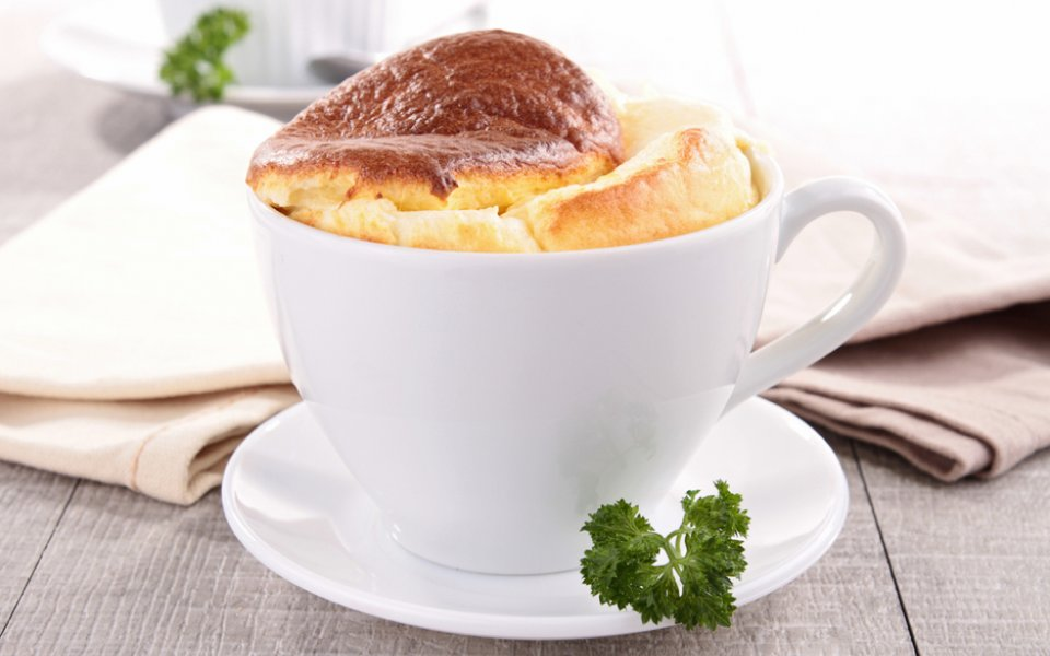 Soufflé: What can I do if I don't have ramekins?