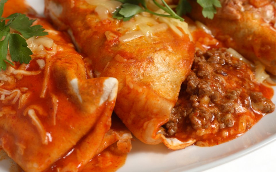 ΕΝΤΣΙΛΑΔΑ (enchilada)