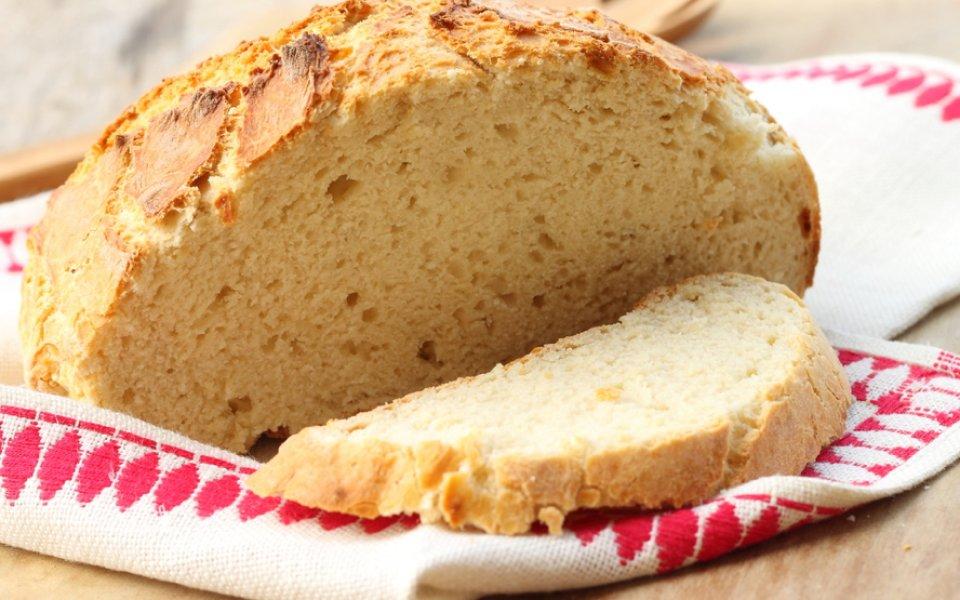 ΣΟΝΤΑ ΜΠΡΕΝΤ  (soda bread)