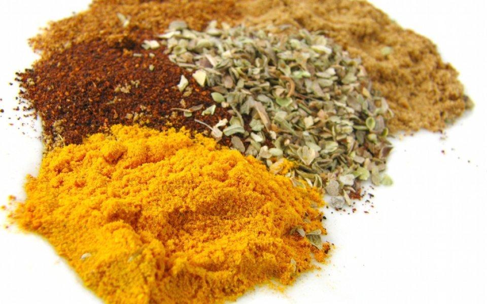 ΜΕΙΓΜΑ 5 ΜΠΑΧΑΡΙΚΩΝ  (five spice powder)