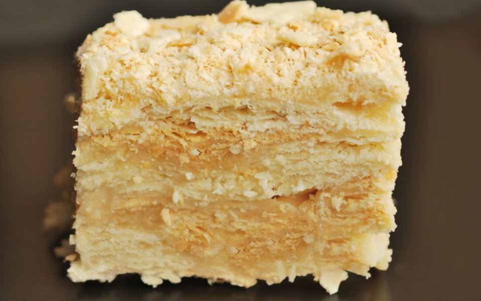 Millefeuille: Tips for crispy pastry