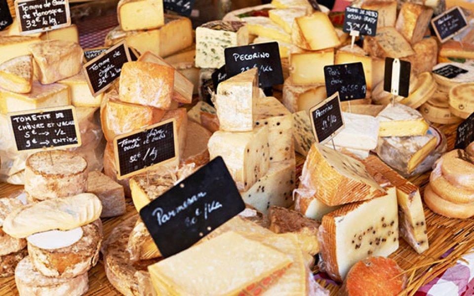Το τυρί ταιριάζει με θαλασσινά ή να αποφεύγουμε το συνδυασμό τους;