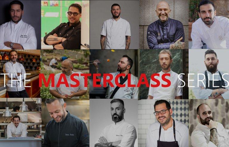 Οι κορυφαίοι σεφ της Ελλάδας, παραδίδουν σεμινάρια μαγειρικής