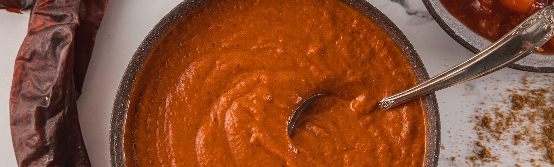 Καυτερή σάλτσα με κύμινο