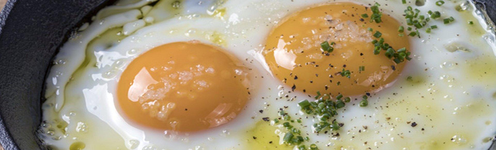 Αυγά τηγανητά