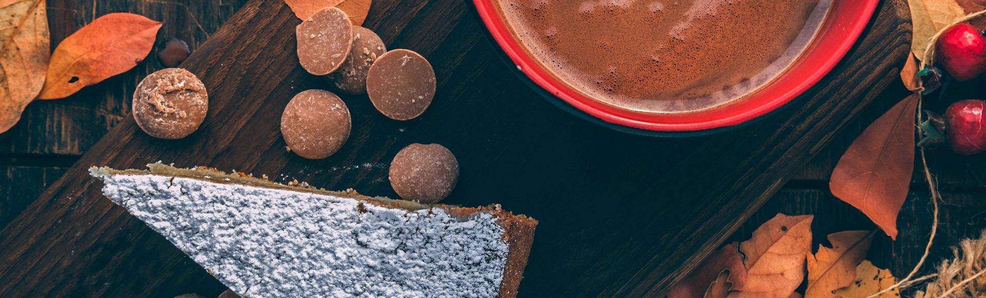 """Η πιο """"καυτή"""" ζεστή σοκολάτα"""