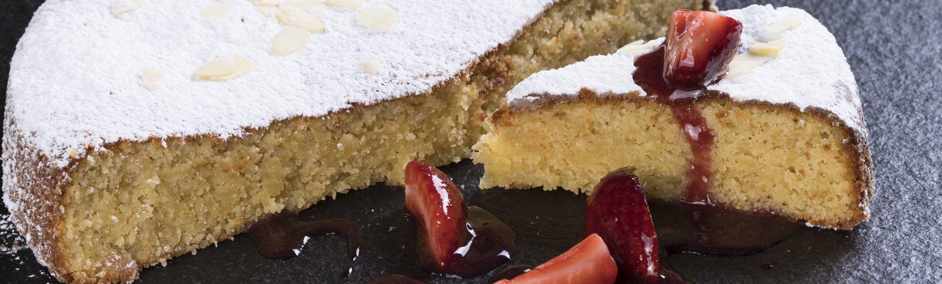 Κέικ καρύδας vegan