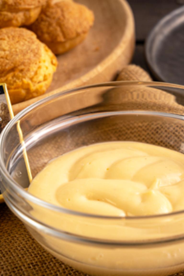 Κρέμα ζαχαροπλαστικής (Πατισερί)