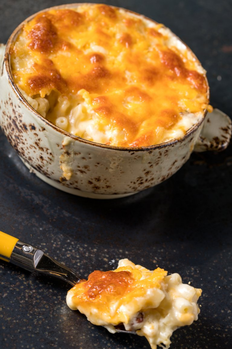 Mac n Cheese au Gratin