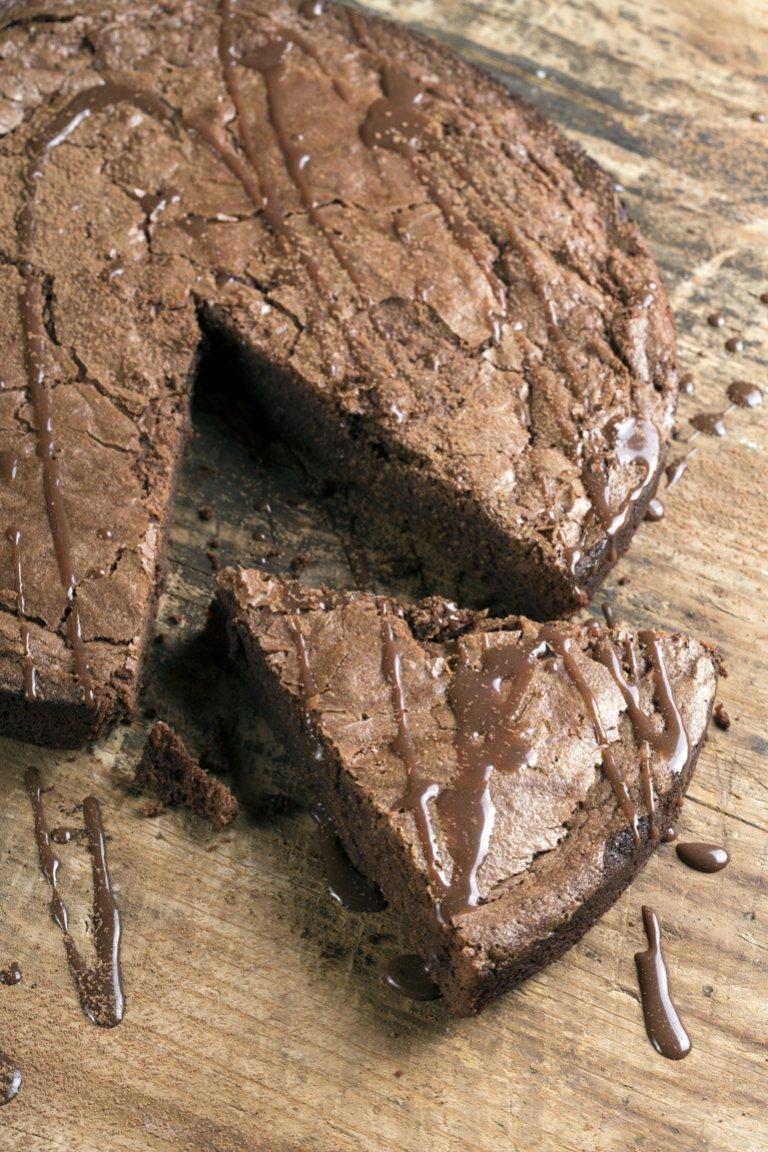 Εθιστικό κέικ σοκολάτα