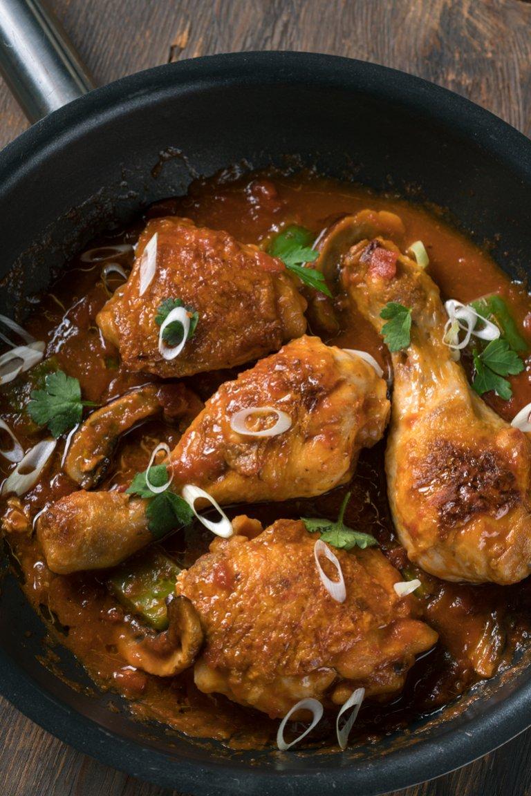 Κοτόπουλο κατσιατόρε