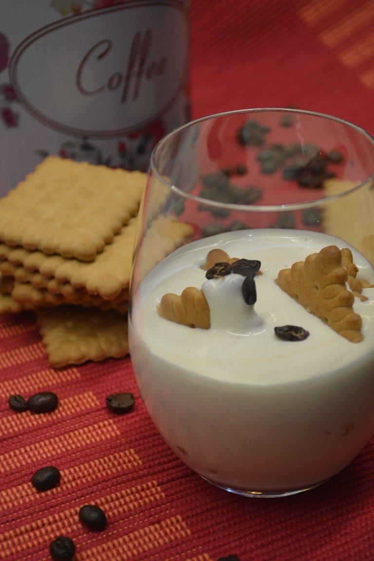 Τιραμισού με μπισκότα Πτι-Μπερ