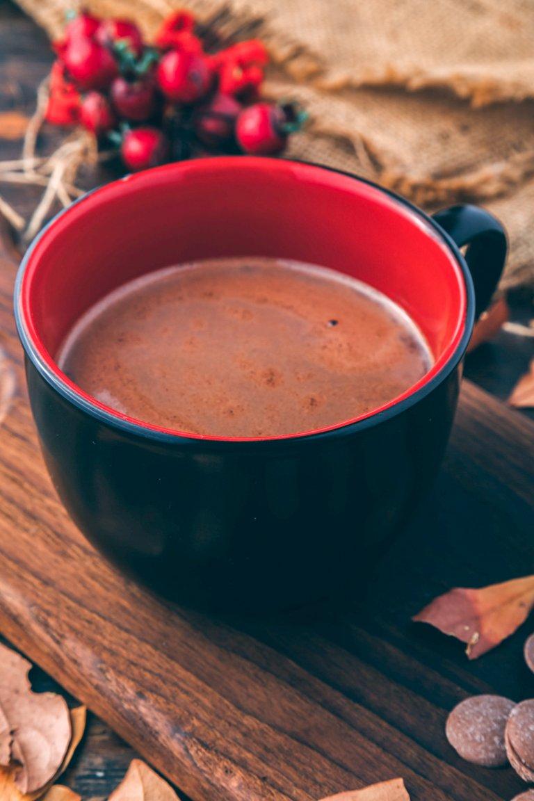 """Η πιο """"καυτή"""", ζεστή σοκολάτα"""