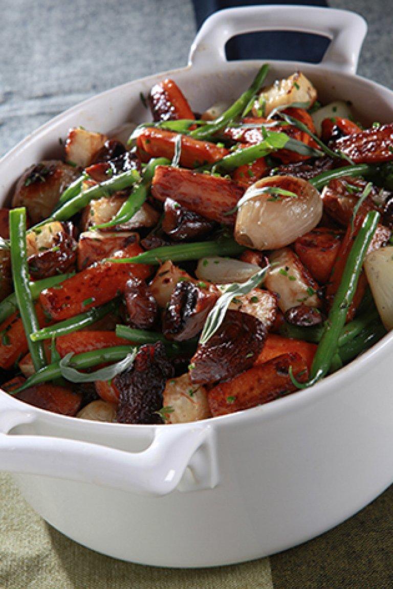 Τουρλού με χειμωνιάτικα λαχανικά