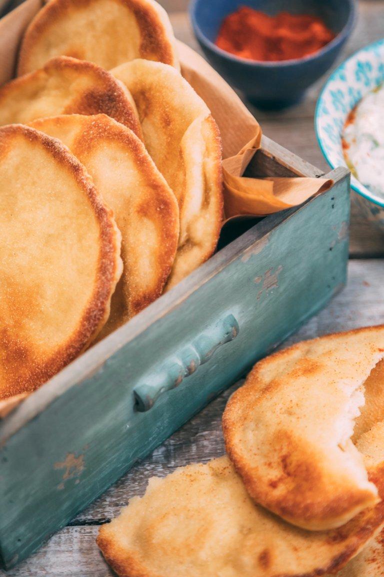 Πίτες για σουβλάκι