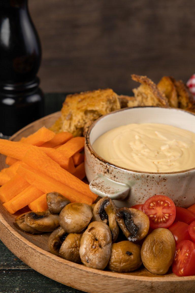 Τυριά fondue