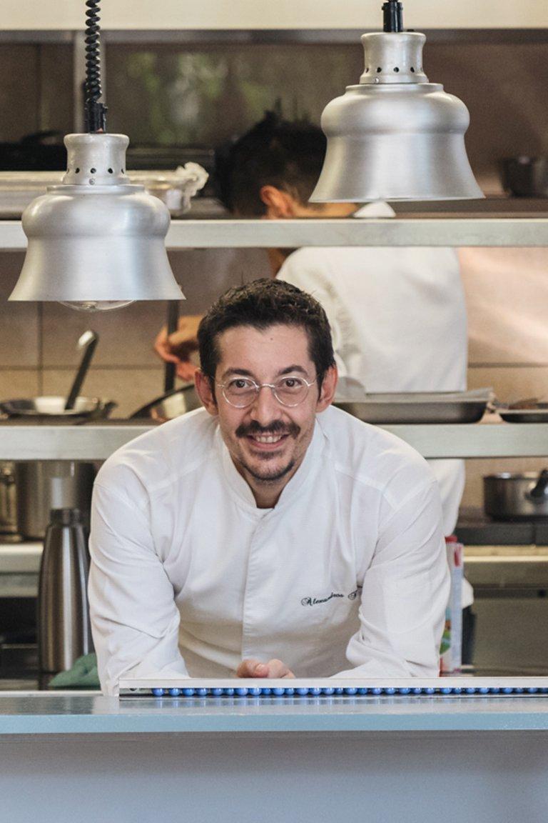 Αλέξανδρος Τσιοτίνης - Η κουζίνα του CTC