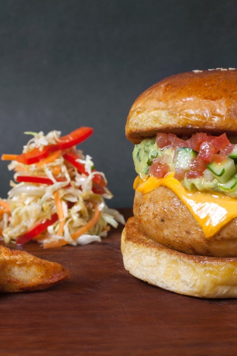 Burgers με Κοτόπουλο: και ελαφριά και νόστιμα!