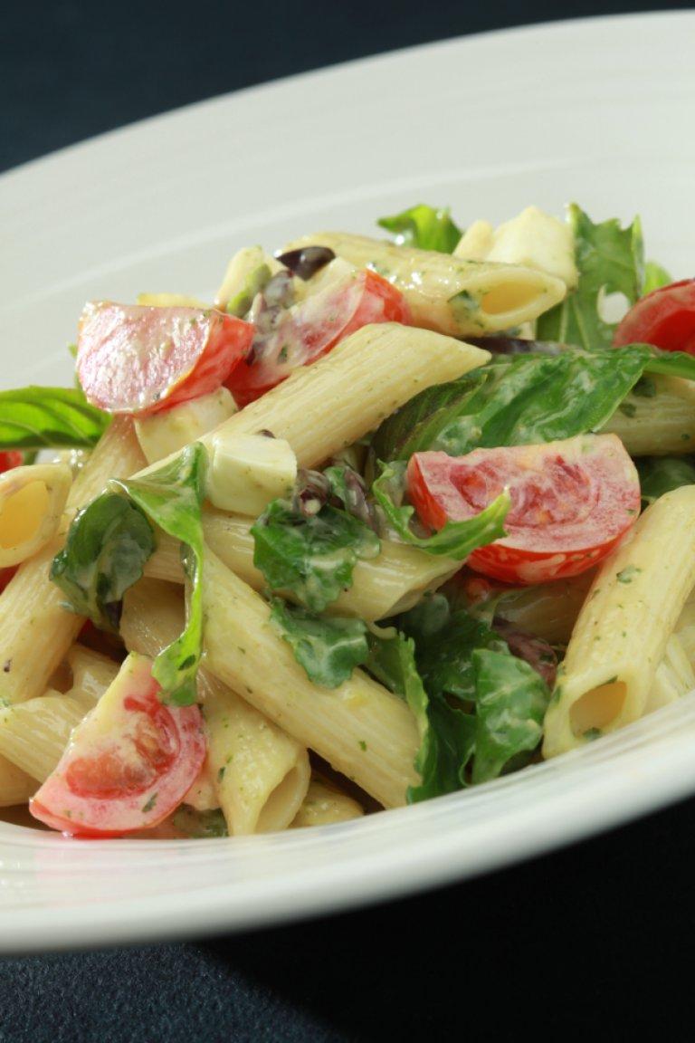 An Italian Menu