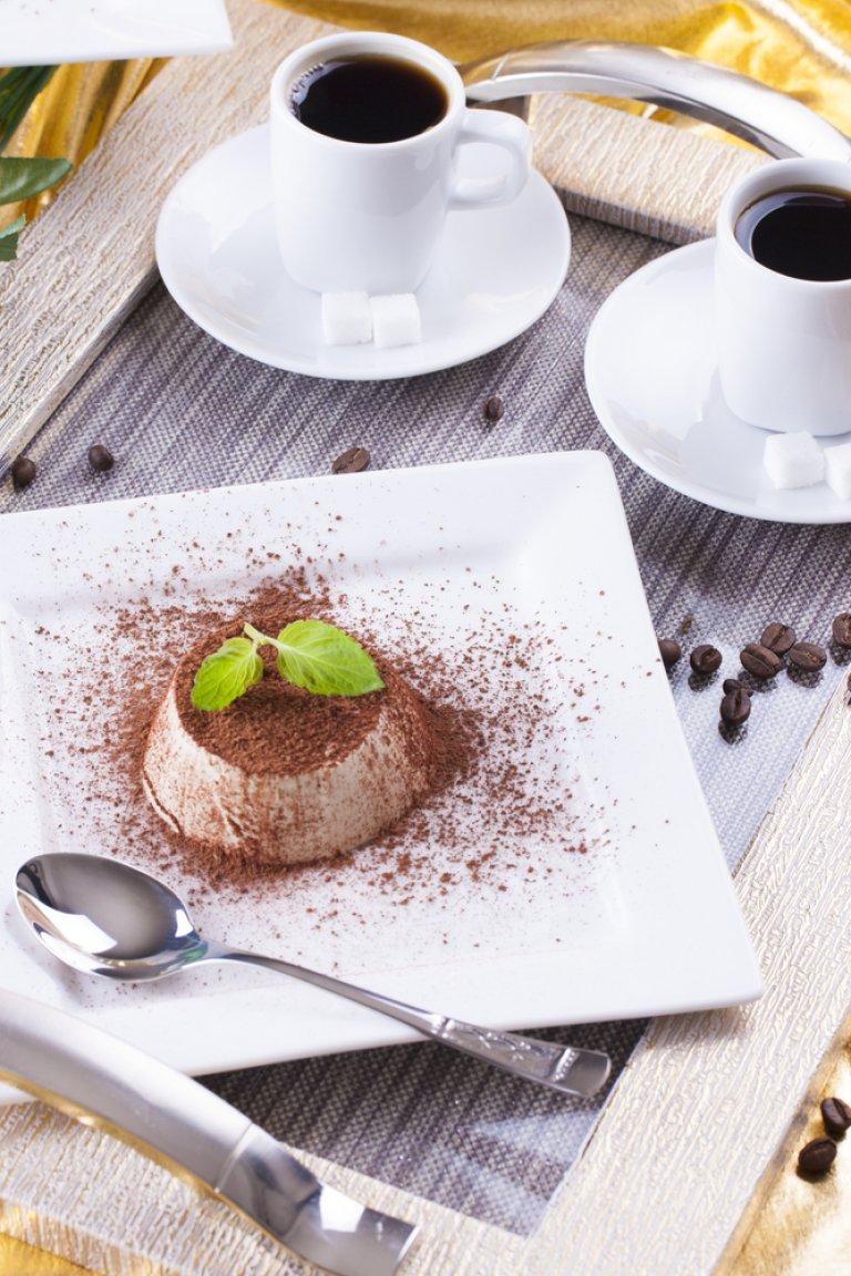 Πανακότα Nespresso
