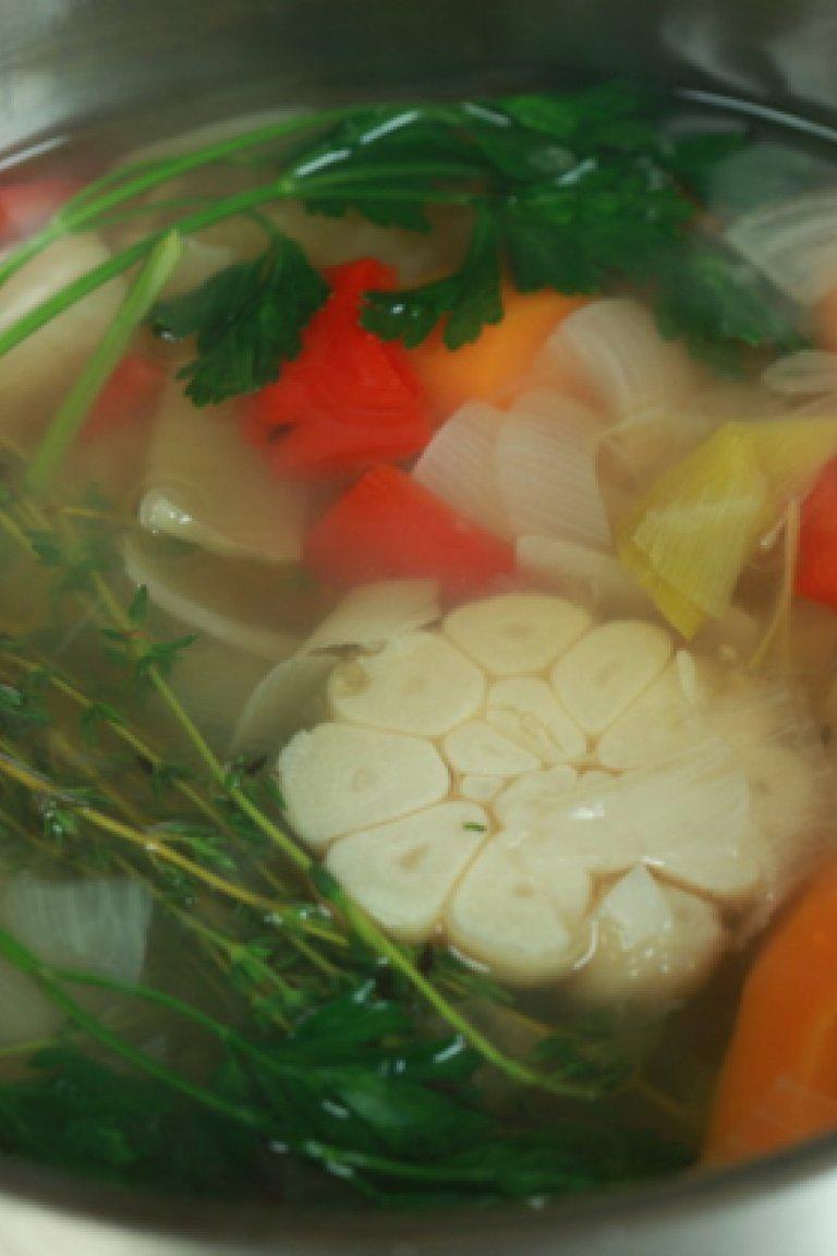 Ζωμός λαχανικών