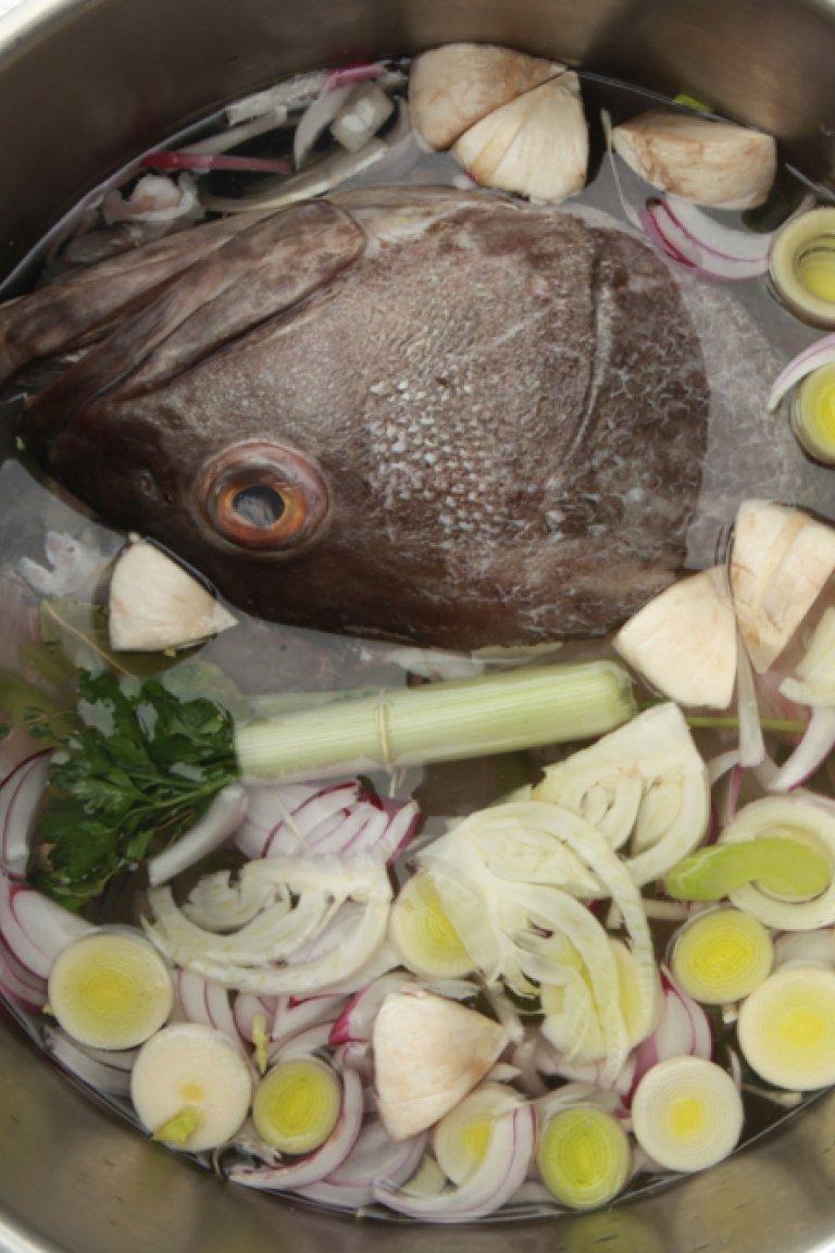 Ζωμός Ψαριού