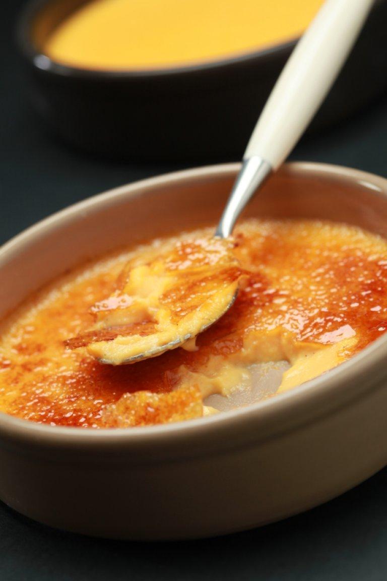 Pumpkin crème Brule
