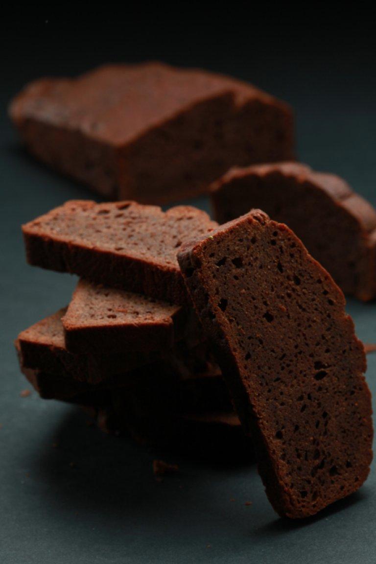 Μπριός με σοκολάτα
