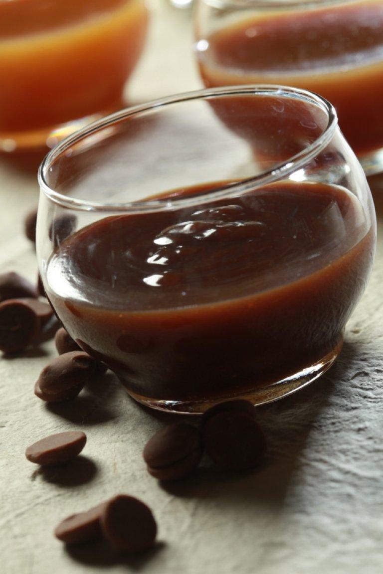 Espresso caramel sauce