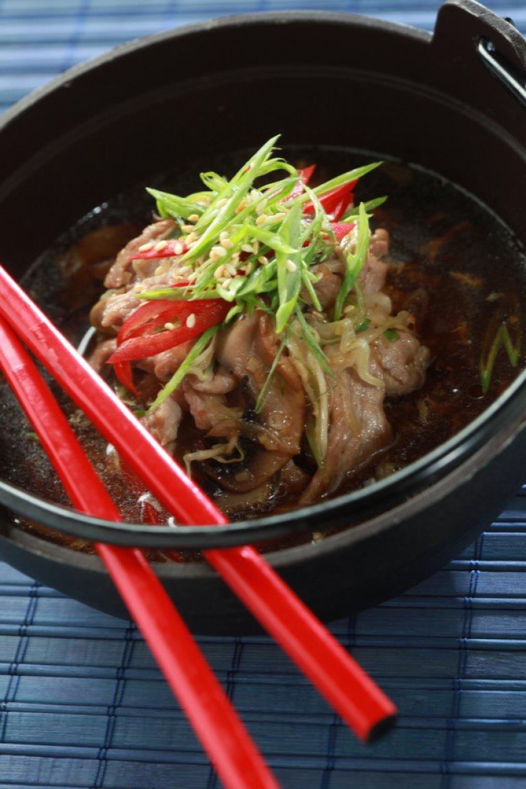 Γεύσεις από την Κίνα, στα γρήγορα!