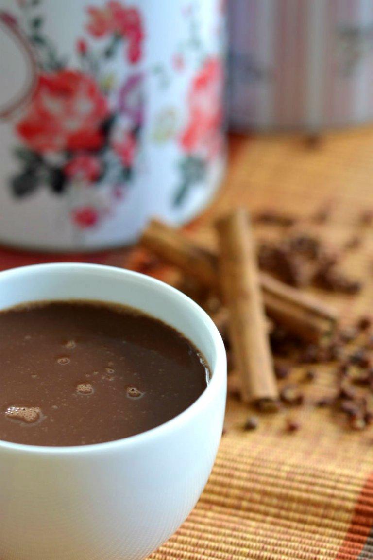 """Η πιο """"καυτή"""", ζεστή σοκολάτα!"""
