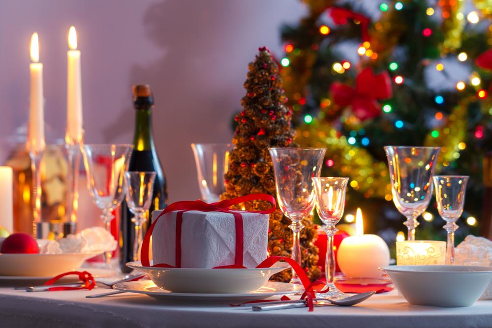 Новогодний ужин